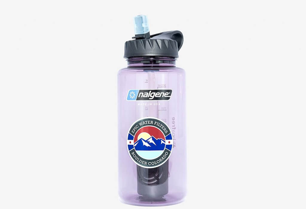 Epic Nalgene OG Water Filtration Bottle