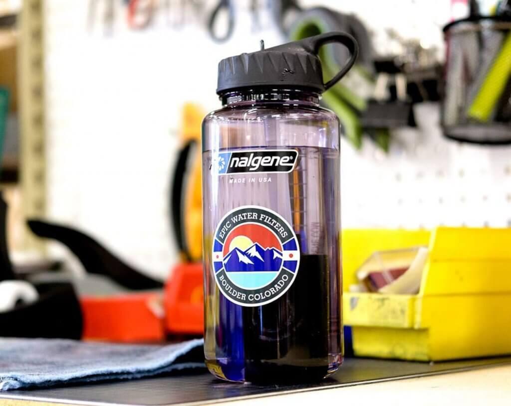 Epic Nalgene OG Water Filtration Bottle