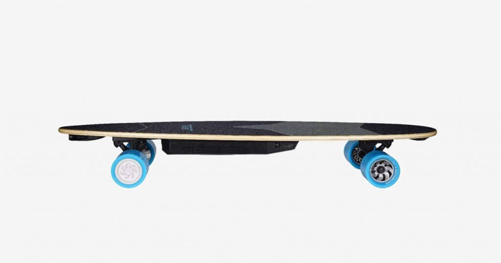 HUGER TECH Racer Electric Longboard