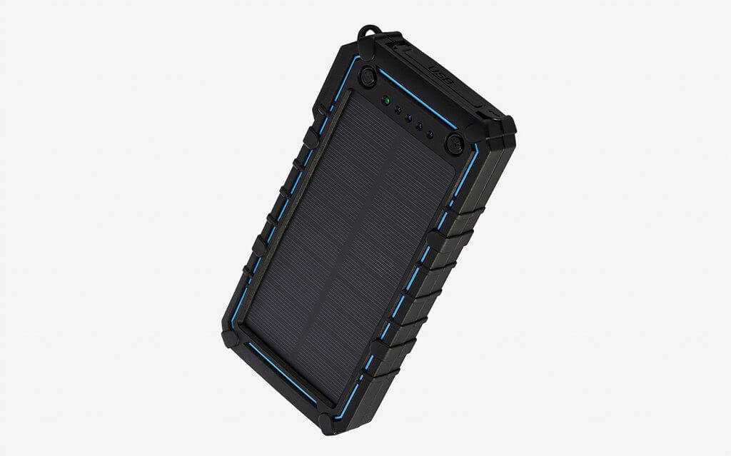 JETSUN Solar Charger