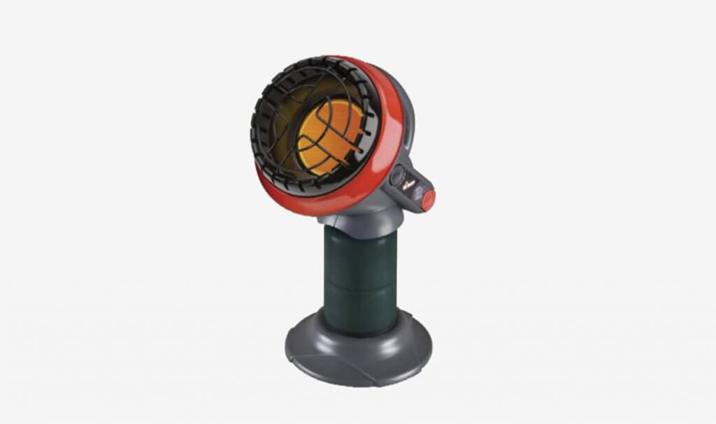 Mr. Heater F215100 MH4B Little Buddy Propane Heater