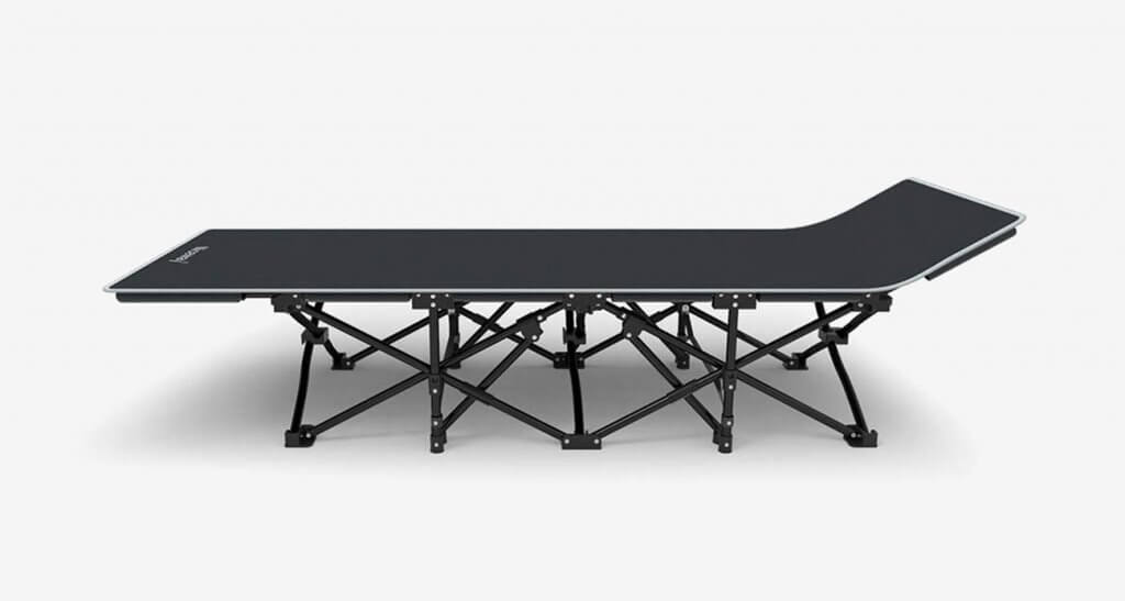 Nice way Oxford Portable Folding Bed Camping Cot