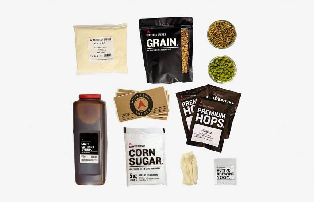 Northern Brewer Deluxe Ingredients
