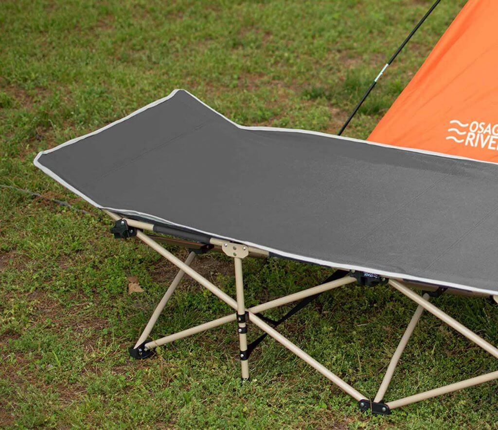 OSAGE RIVER Folding Camping Cot