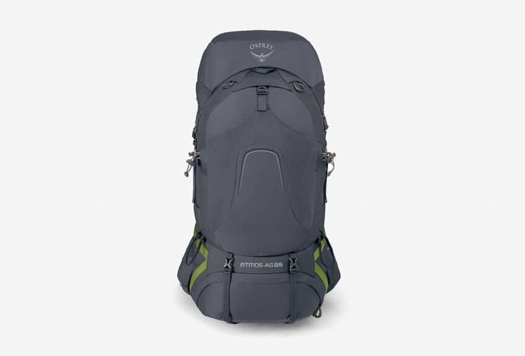Osprey Packs Atmos AG 65 Hiking Travel Backpack