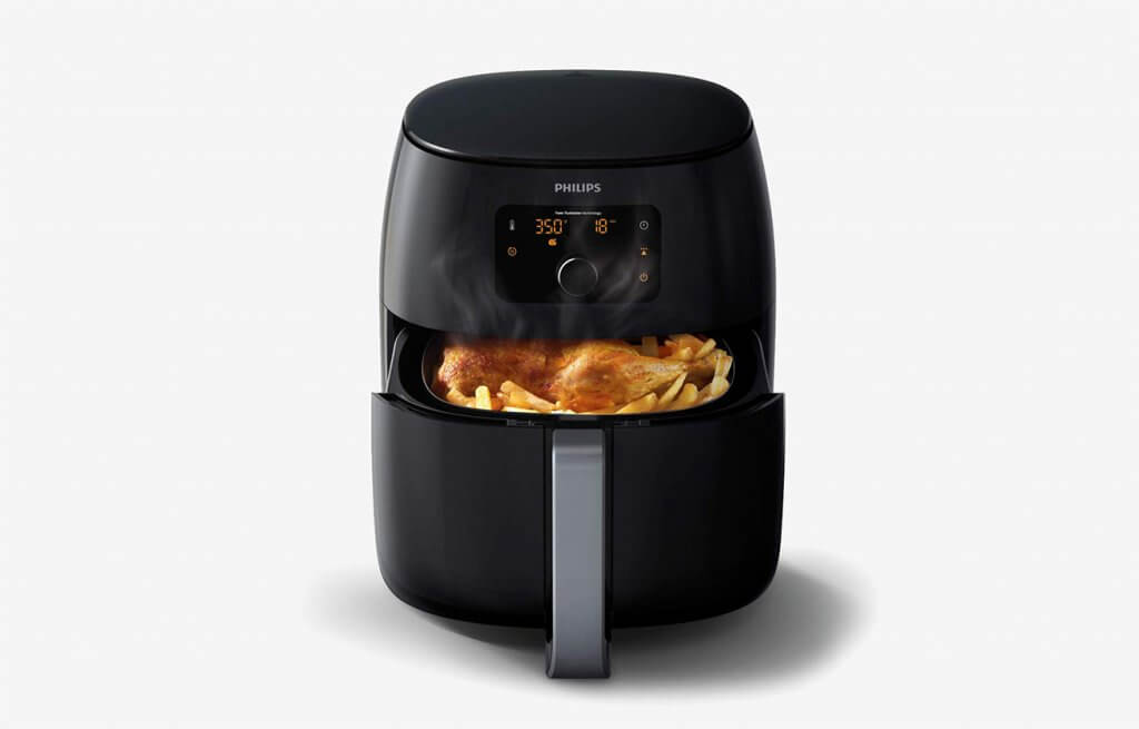 Philips Premium Digital Air fryer XXL