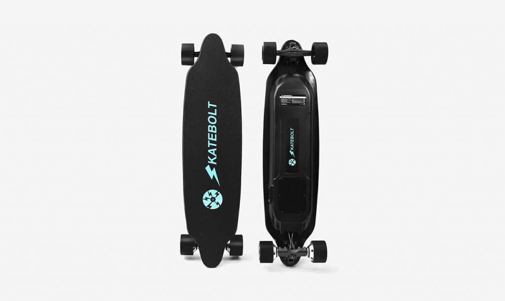 SKATEBOLT Tornado Electric Longboard