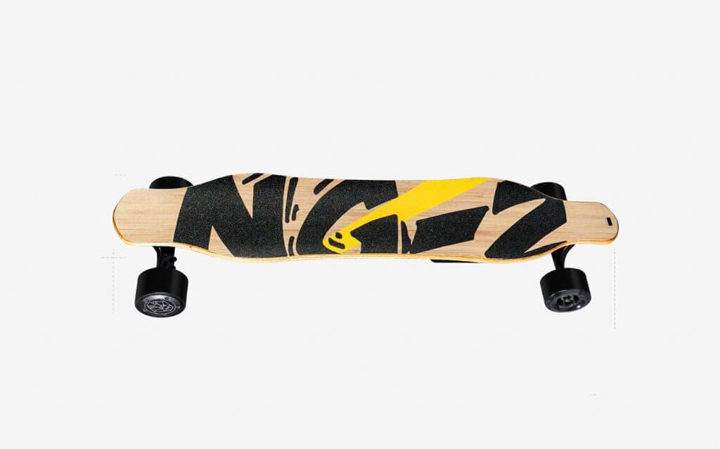 SWAGSKATE NG2 Electric Longboard