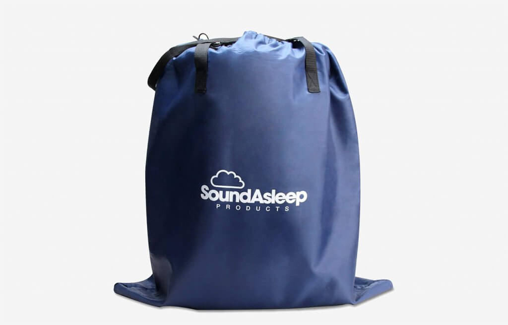 SoundAsleep Dream Series Air Mattress in bag