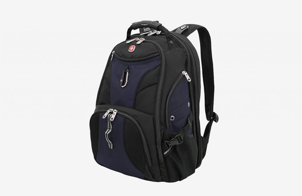 SwissGear Travel Gear 1900 Scansmart Travel Backpack