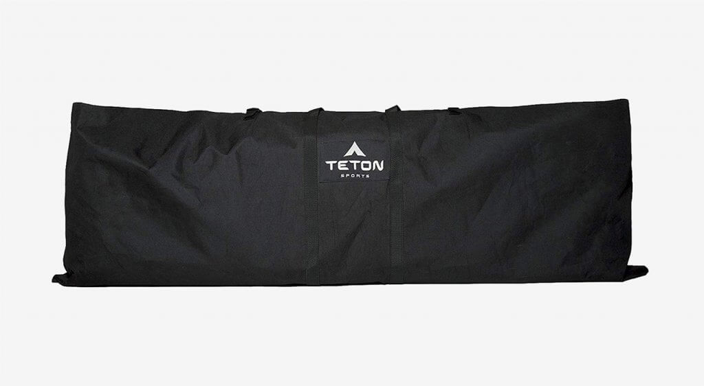 TETON Sports Outfitter XXL Camp Cot carrying bag