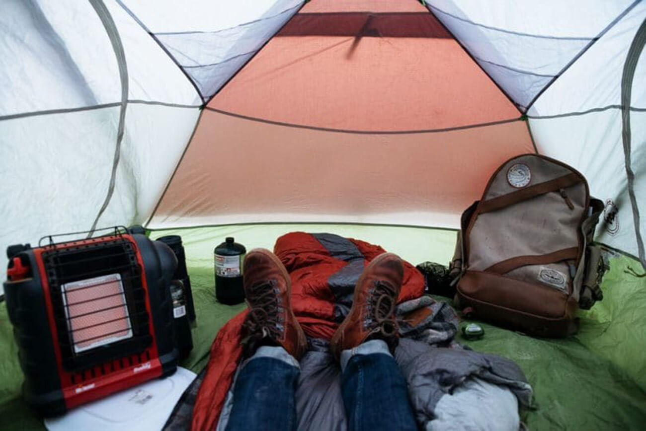 The Top 12 Best Tent Heaters for 2019