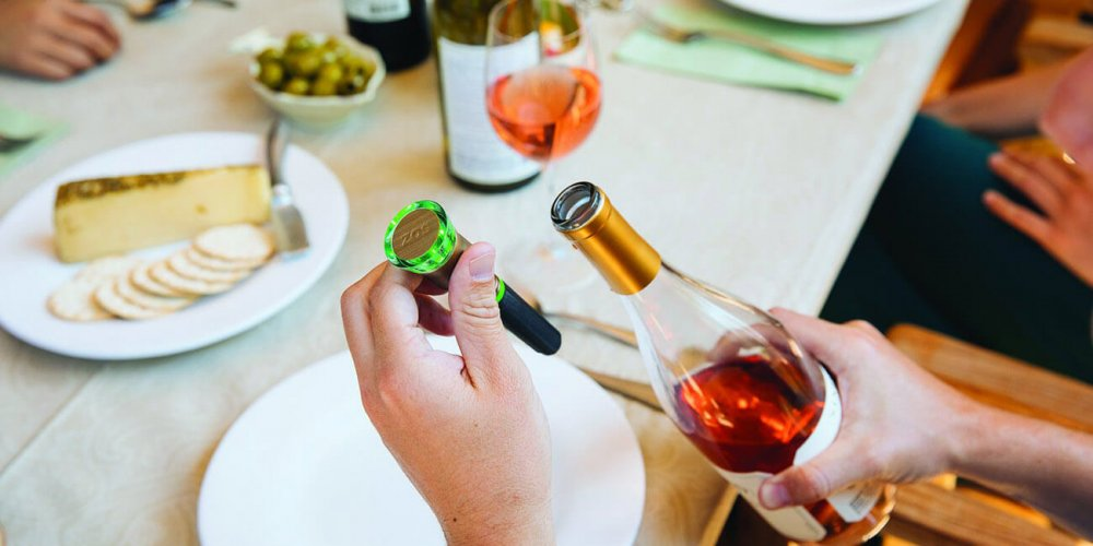 What is the best wine Preservation System header image