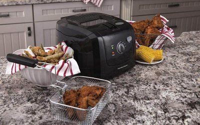 Best Deep Fryer [2019]