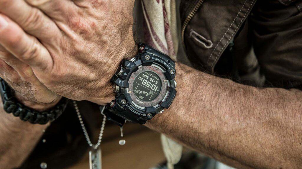 Solar Powered Wristwatch