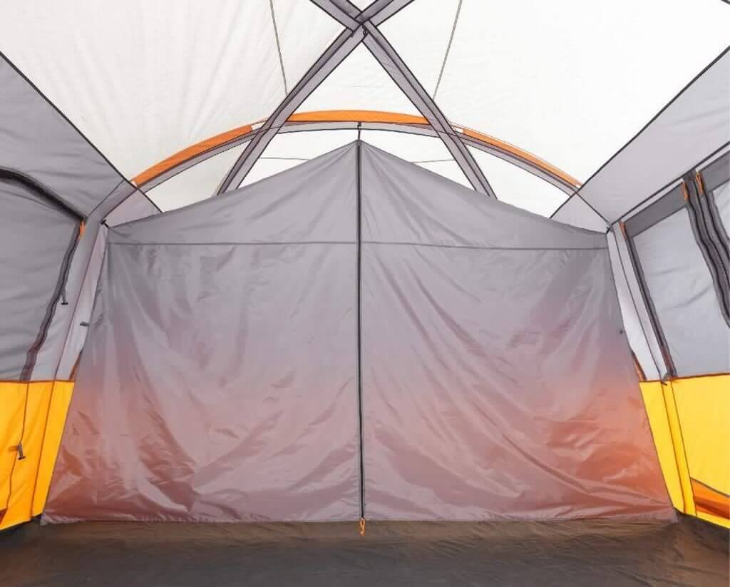 CORE 12 Person Cabin Tent interior