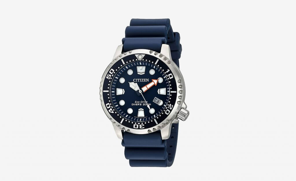 Citizen Men's Promaster Professional Diver Watch BN0151-09L