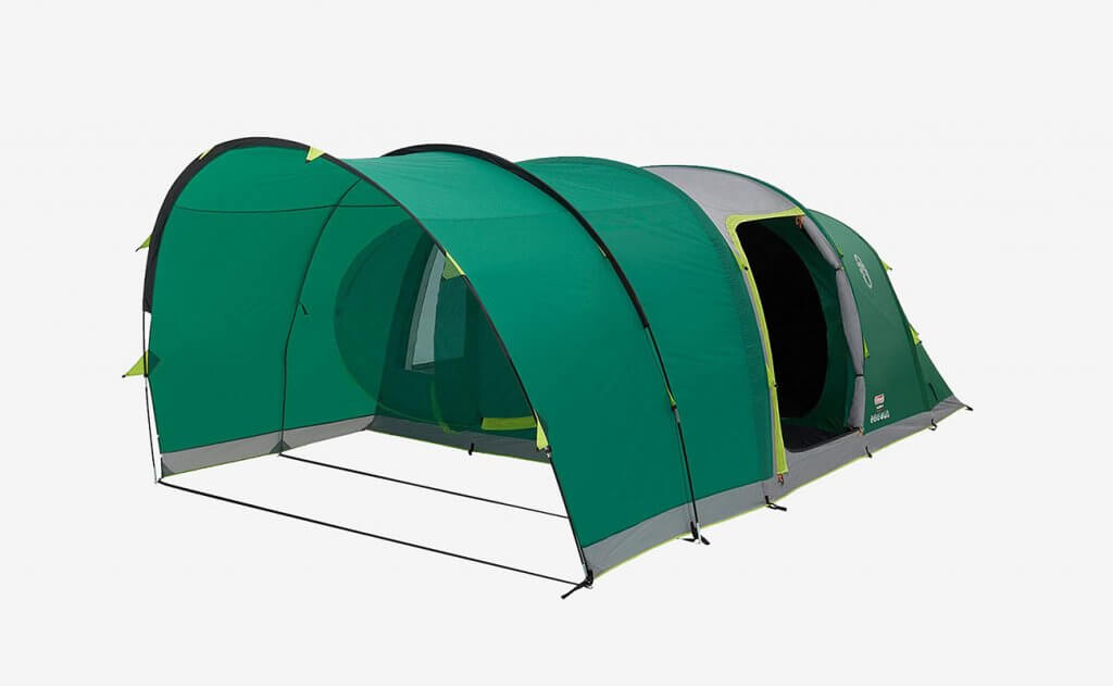 Coleman Valdes Inflatable 4-Person Tent