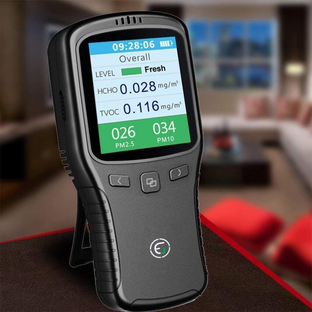EG Air Quality Monitor
