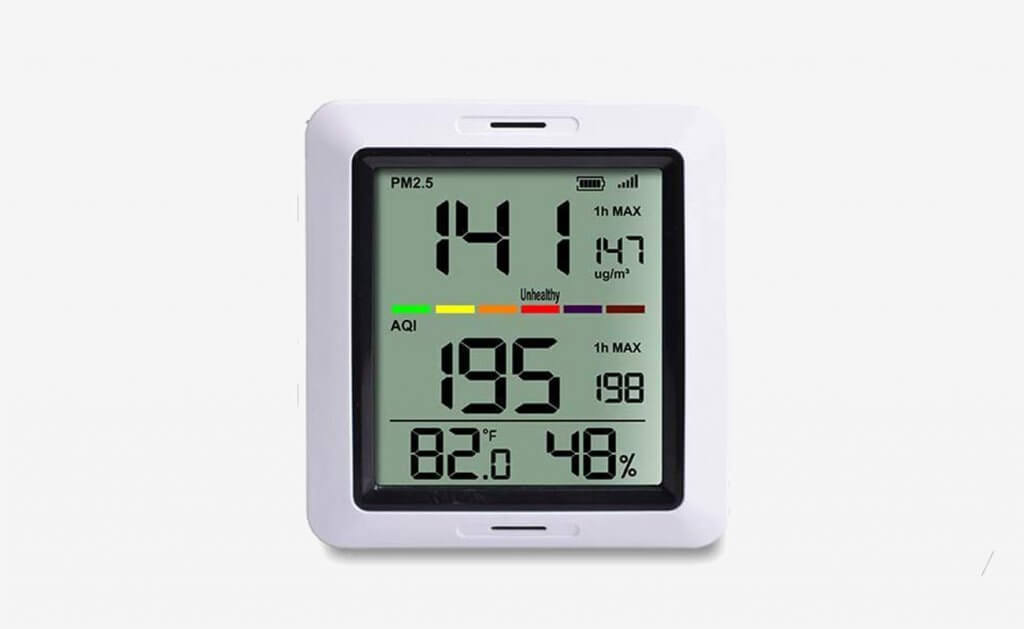 Ecowitt WH0290 Air Quality Monitor