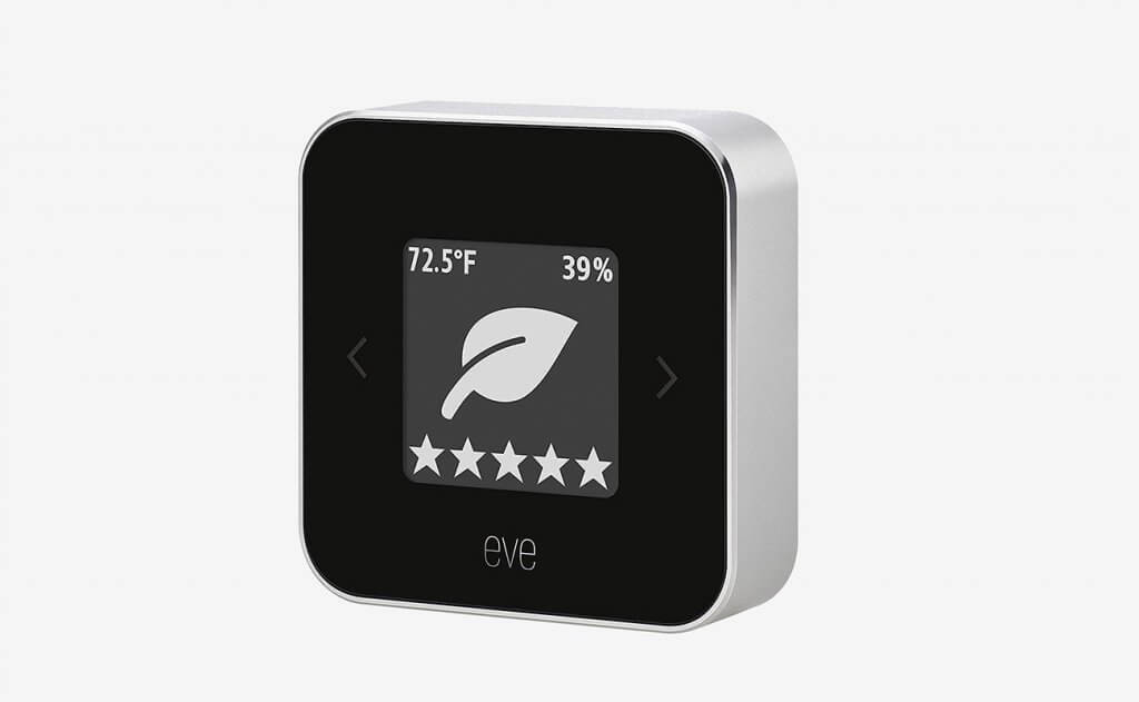 Eve Room Indoor Air Quality Monitor