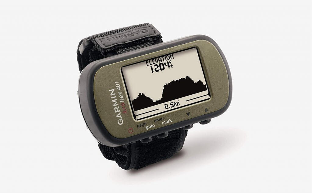 Garmin Foretrex 401 Waterproof Hiking GPS