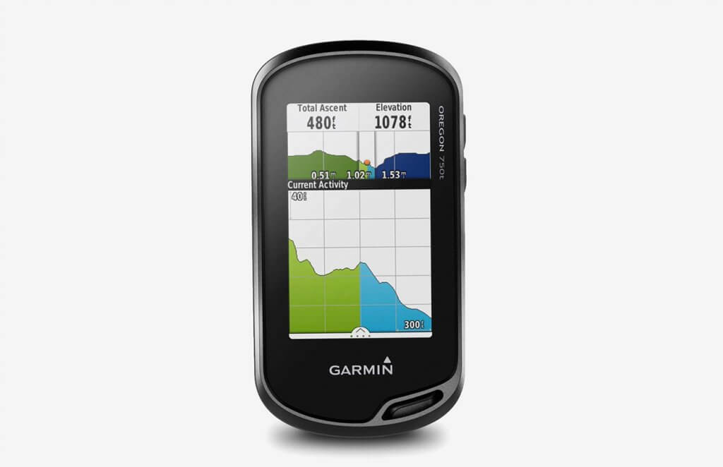 Garmin Oregon 750t Handheld GPS
