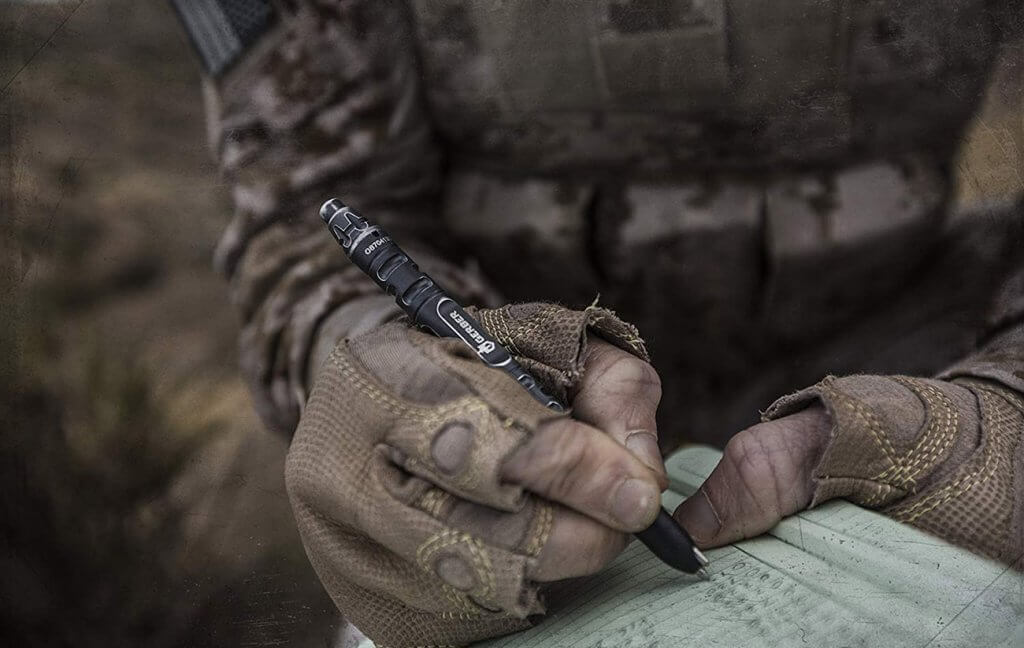 Gerber 31-001880 Impromptu Tactical Pen use by military