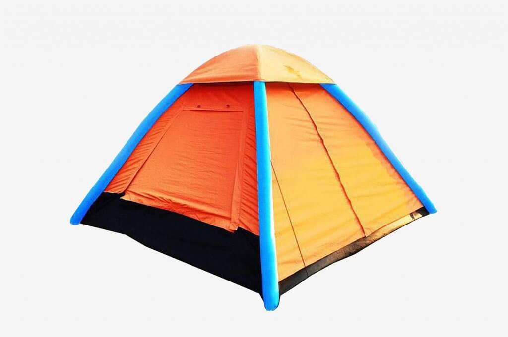 IHUNIU, INC. 4 Person Inflatable Camping Air Tent