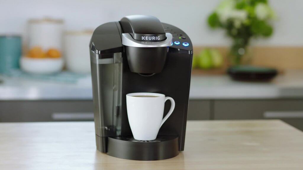 Keurig K-Classic Coffee Maker in the kitchen