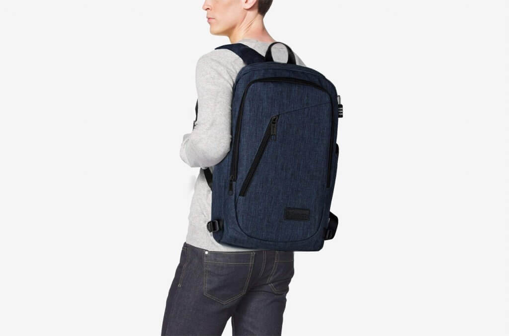 Mancro College Backpack