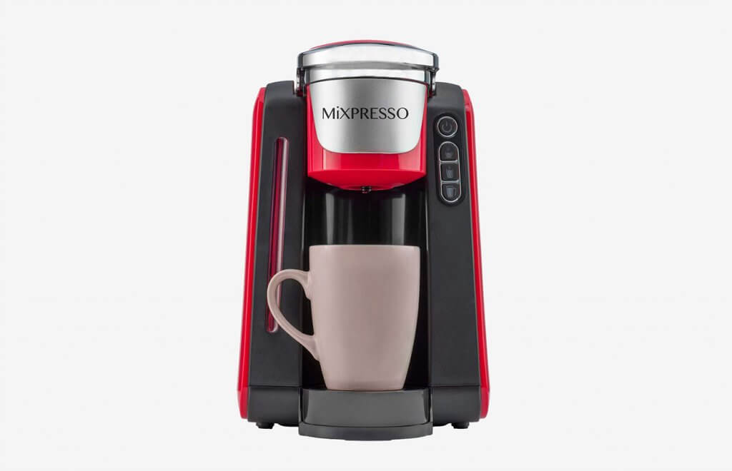 Mixpresso – Single-Serve K-Cup Coffee Maker