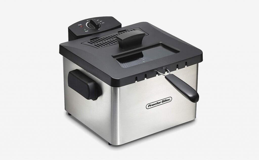 Proctor Silex 35044 Professional-Style Deep Fryer