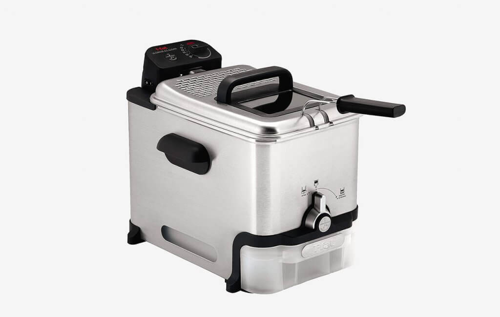 T-fal FR8000 Deep Fryer With EZ Clean