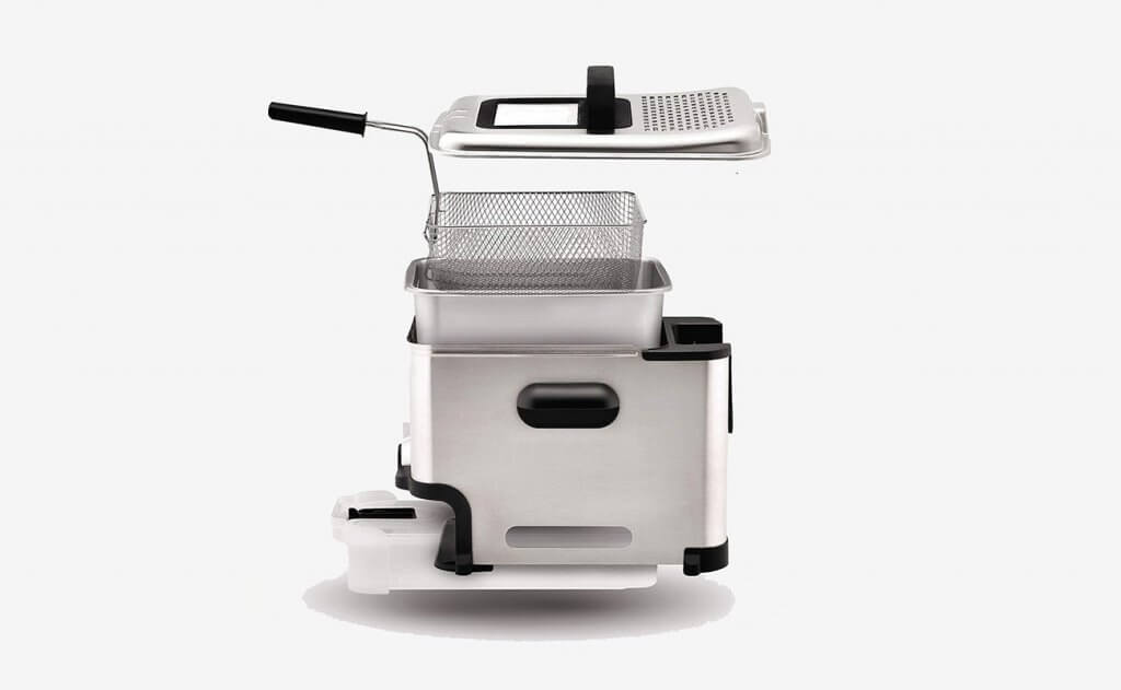 T-fal FR8000 Deep Fryer parts