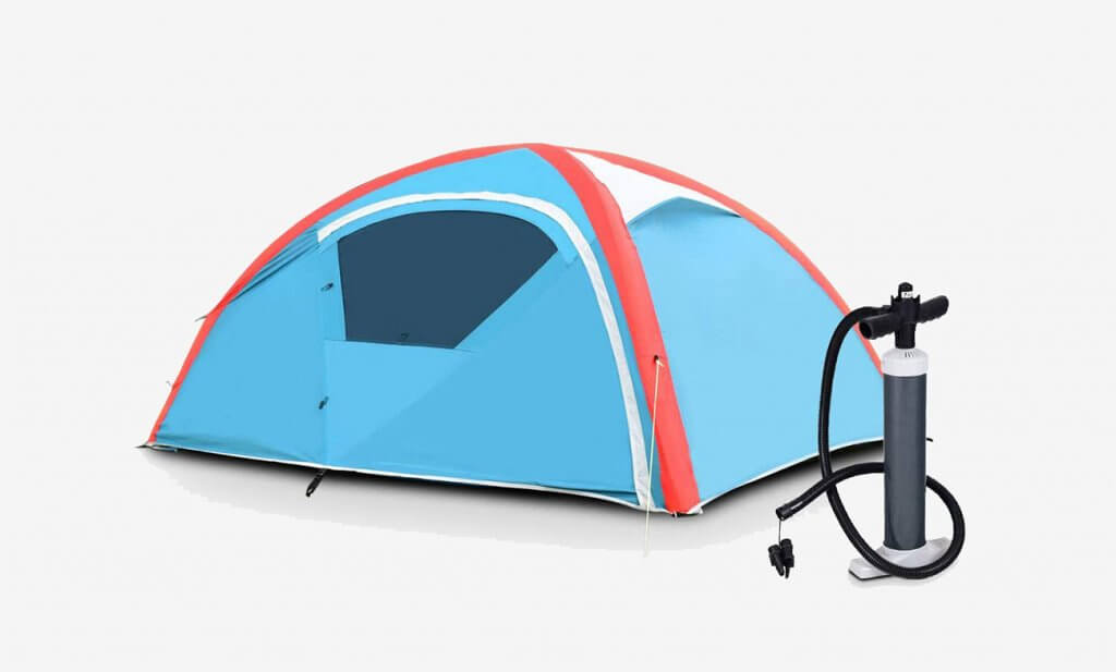 Tangkula Inflatable Instant Camping Tent