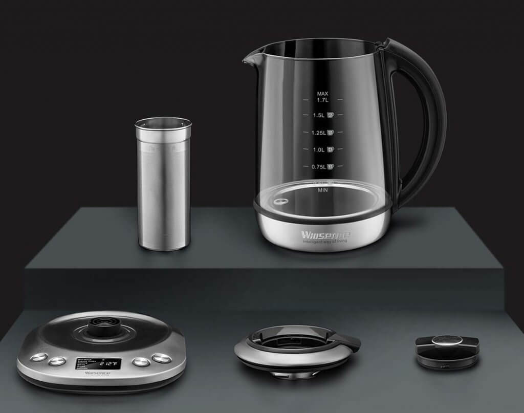 Willsence KT-S1 Electric Kettle