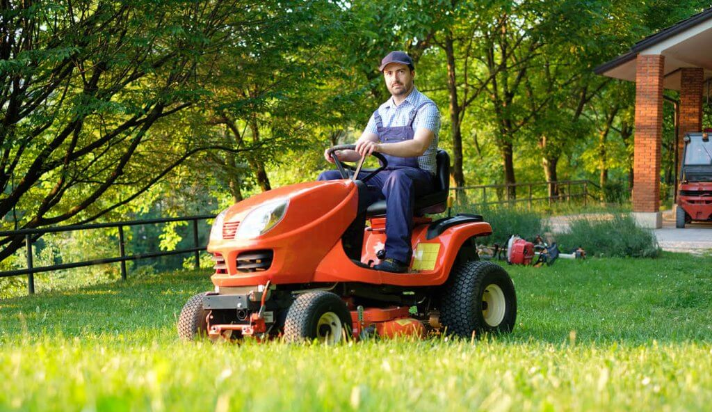 Best Riding Lawn Mower 2020 Coolest Gadgets