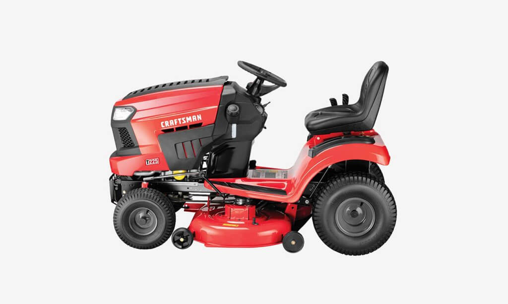 Craftsman T225 19 HP Riding Lawnmower