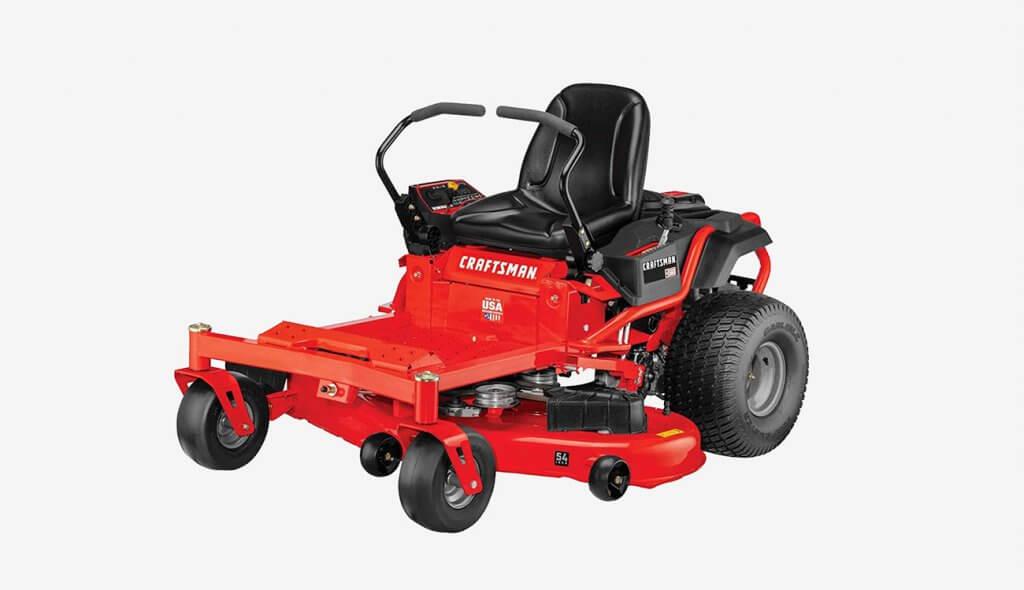 Craftsman Z560 Zero Turn Riding Lawnmower