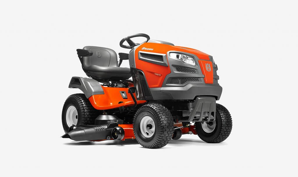 Husqvarna YTA24V48 24V Fast 48-Inch Riding Lawnmower
