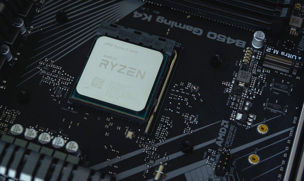Ryzen CPU