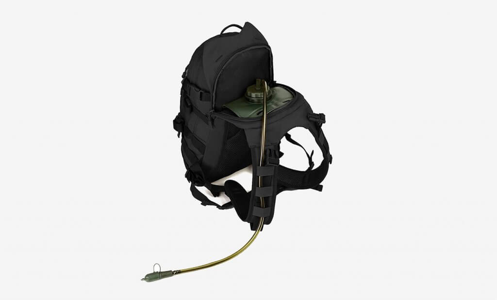 ArcEnCiel 25L Tactical Motorcycle Cycling Backpack
