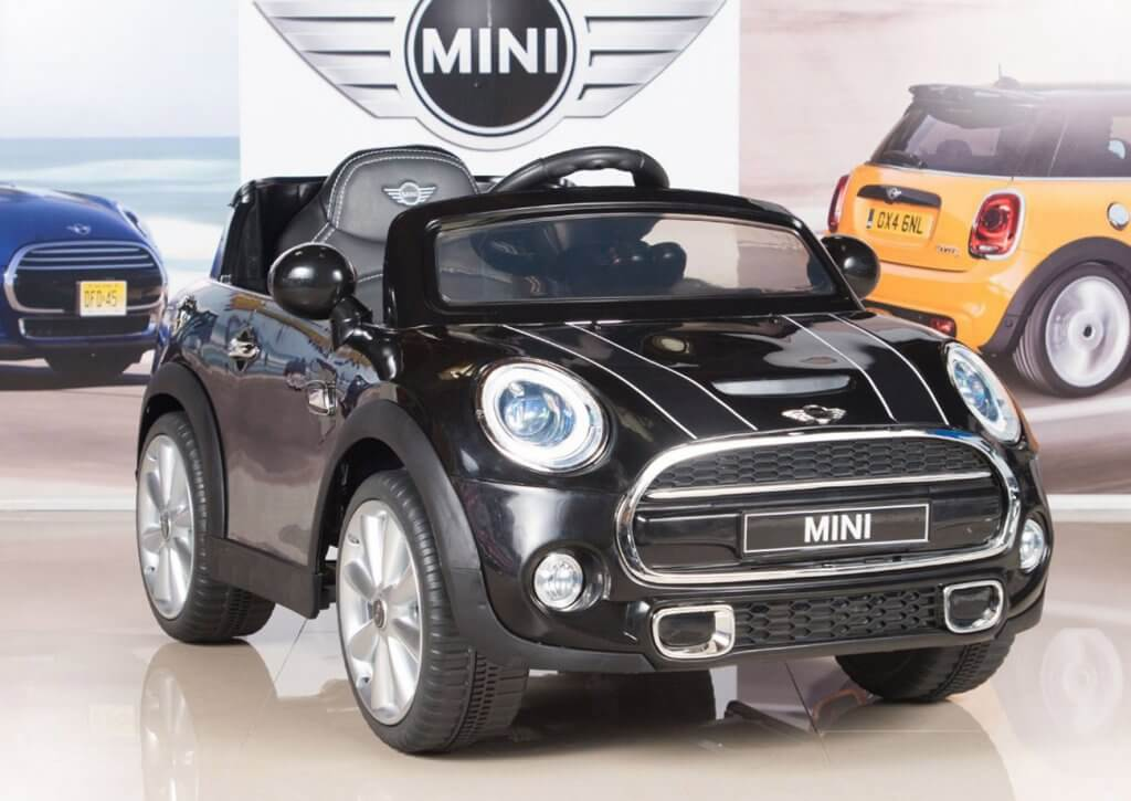 Big Toys Direct 12-Volt Mini Cooper
