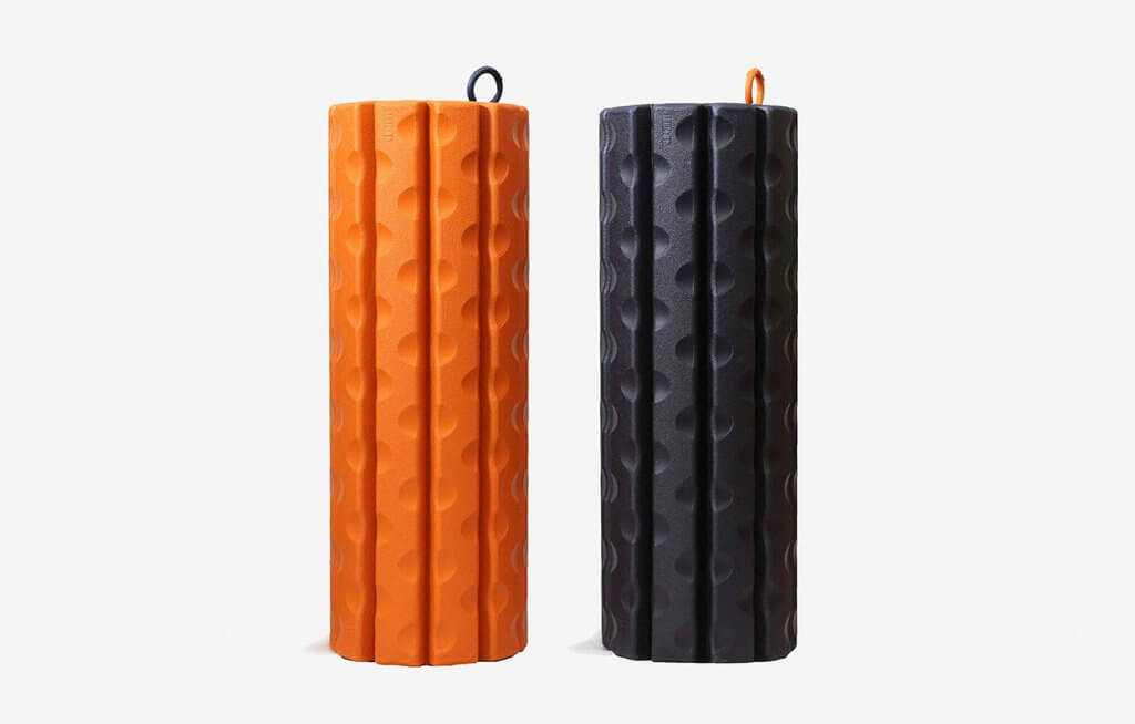 Brazyn Morph Trek Collapsible Foam Roller