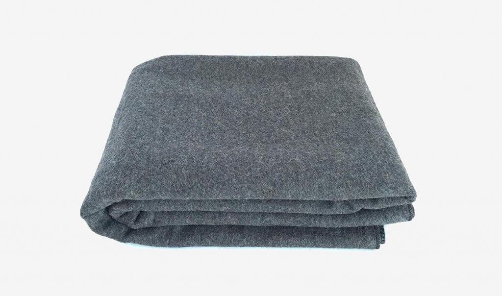 EKTOS Heavy Wool Blanket