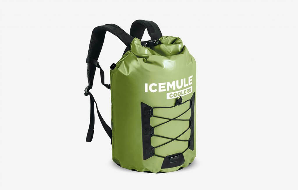 IceMule Pro XXL Insulated Backpack Cooler Bag