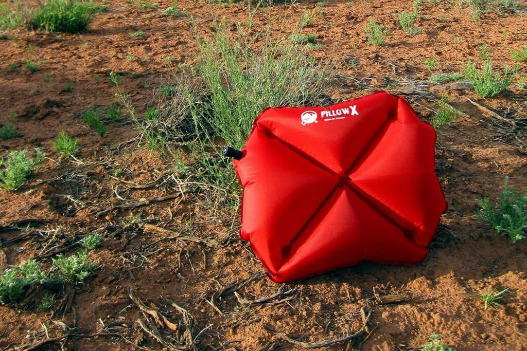 Klymit Pillow X Inflatable Camping And Travel Pillow
