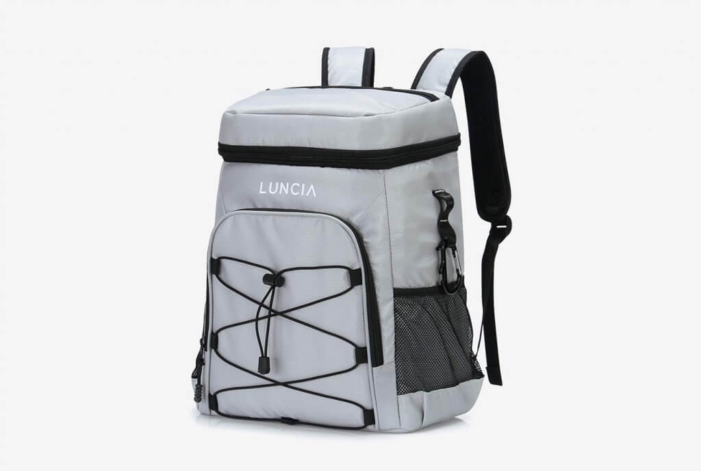 LUNCIA 33can Collapsible Cooler Backpack