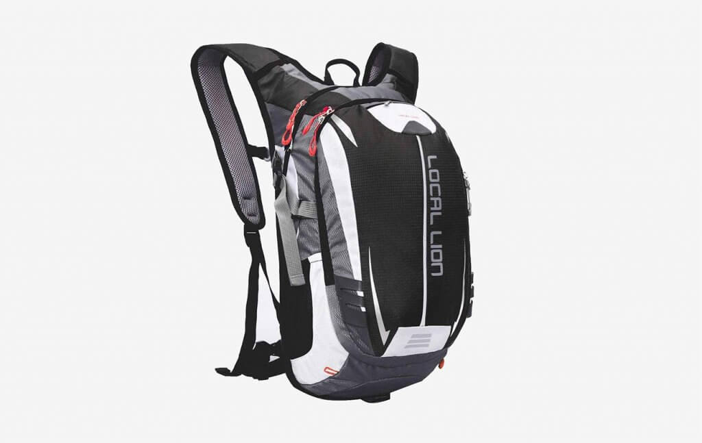 Local Lion Cycling Backpack